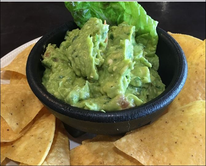 Spirit of Mexico: Guacamole