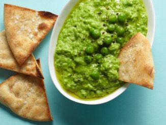 Хумус от грах и хрян - лесно и вкусно