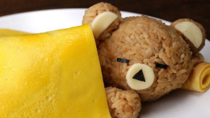 Вкусно оризово мече
