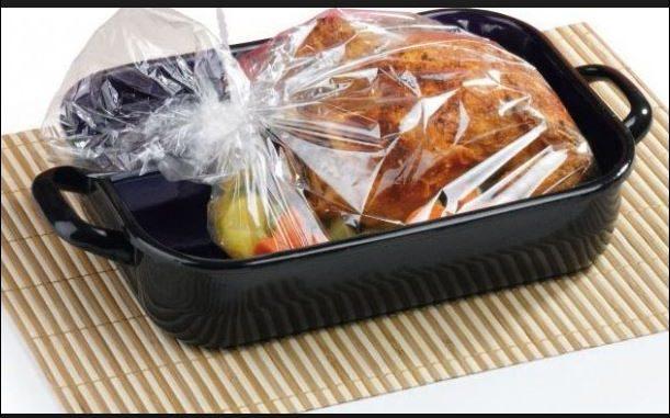 Пиле в плик - крехко и вкусно