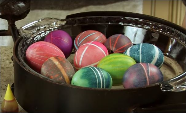 Как да боядисаме яйцата за Великден?