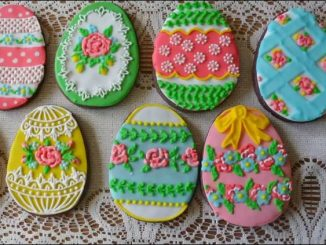 Икономични сладки за Великден