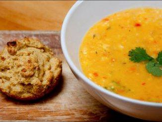 Крем - супа от царевица