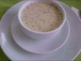 Rise soup