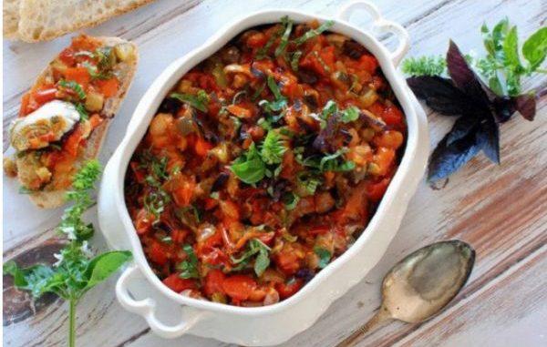 Оригинална рецепта за Рататуй Нисоаз и съвети на шеф готвач от Прованс