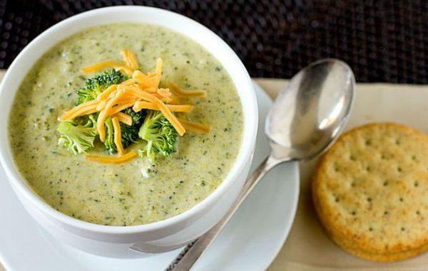 Рецепта за супа с броколи