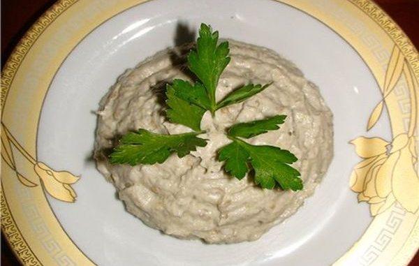 Рецепта за зелен хайвер по гръцки