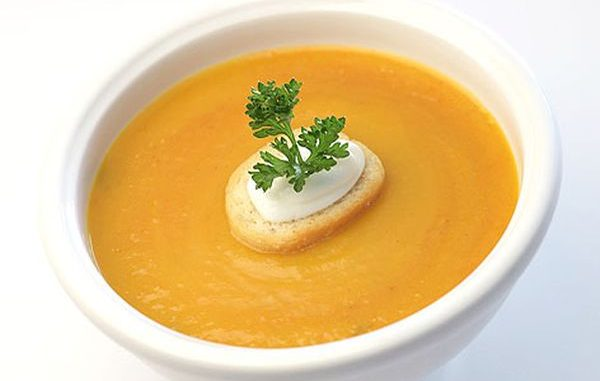 Рецепта за крем супа за тиква