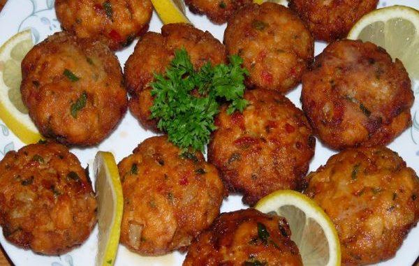 Рецепта за рибни кюфтета