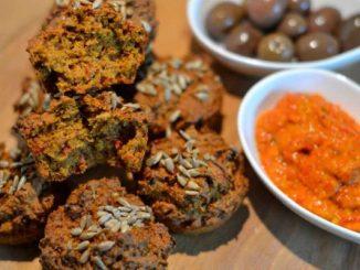 Рецепта за мъфини с лютеница