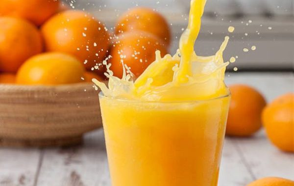 Направи си сам портокалов сок
