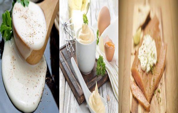 Рецепти за бешамел, майонеза, тартар