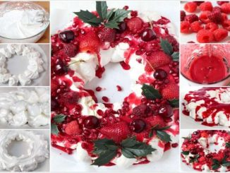 Рецепта за Торта за Нова година от Целувки