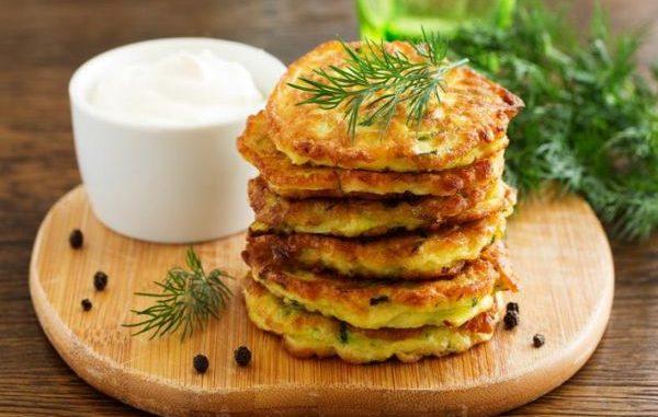 Вегетариански плескавици с тартар сос