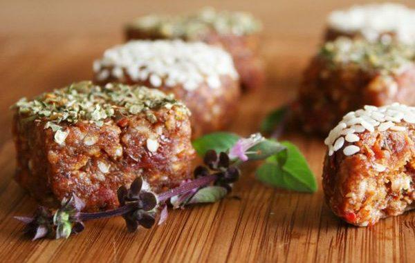 Рецепта за вегетариански трюфели