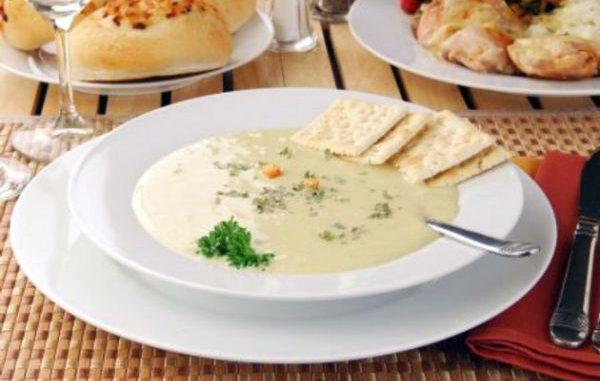Как се прави постна крем супа от целина