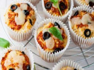 Рецепта за мини пици мъфини