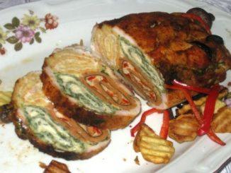 Рецепта за руло с палачинки Дамски каприз
