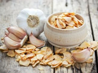 Чеснов чипс рецепта за чипс от чесън