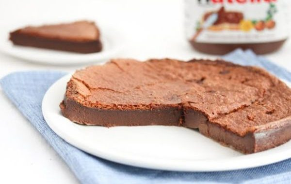 Бърз десерт с шоколад без печене само с 2 съставки