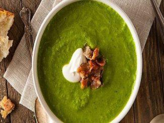 Рецепта за крем супа с коприва