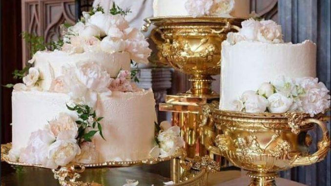 Сватбената торта на Меган и Хари - познат вкус от детството с аромат на бъз и лимон сн. Instagram