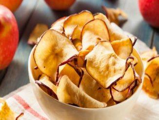 Как се прави ябълков чипс