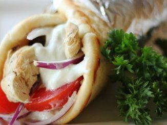Домашни гръцки гирос рецепта