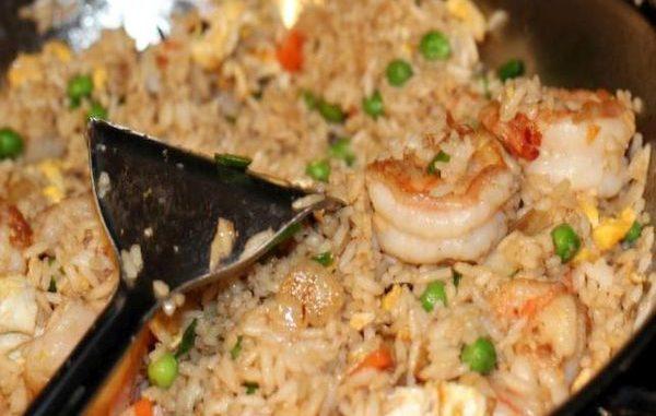 Ориз по китайски рецепта