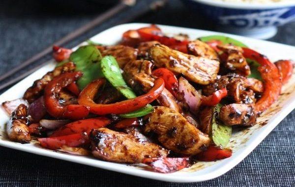 Рецепта за пилешко по китайски
