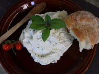 Рецепта за домашно крема сирене