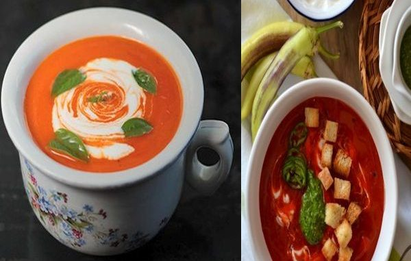Крем супа от чушки и крум супа от пиперки рецепта