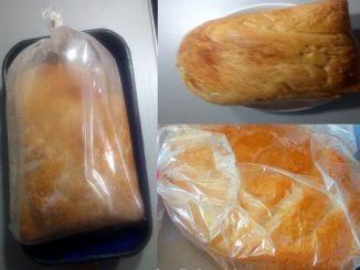 Рецепта за хляб в плик за печене