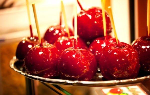 Рецепти за карамелизирани ябълки
