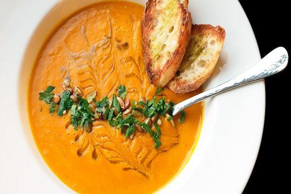 Рецепта за крем супа от моркови
