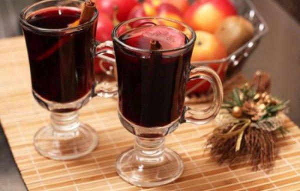 Любовно греяно вино - любовен глинтвайн рецепта