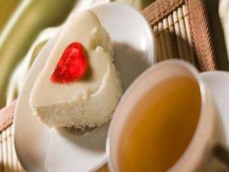 Сърца от шоколад и сметана рецепта