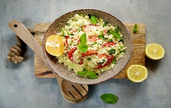 Рецепта за табуле - арабска салата от булгур