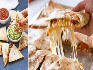 Кесадия – съвършена закуска по мексикански