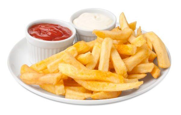 Идеални хрупкави картофи за 10 минути – без грам мазнина!