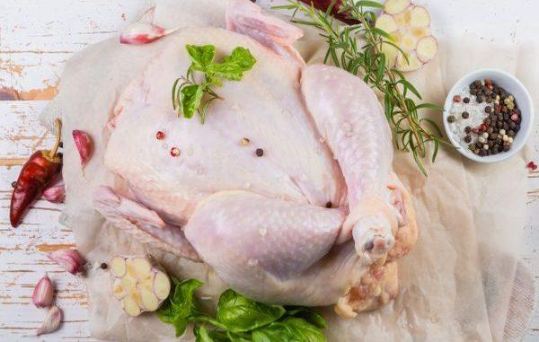 Подготовка на пиле, която премахва всички хормони и антибиотици