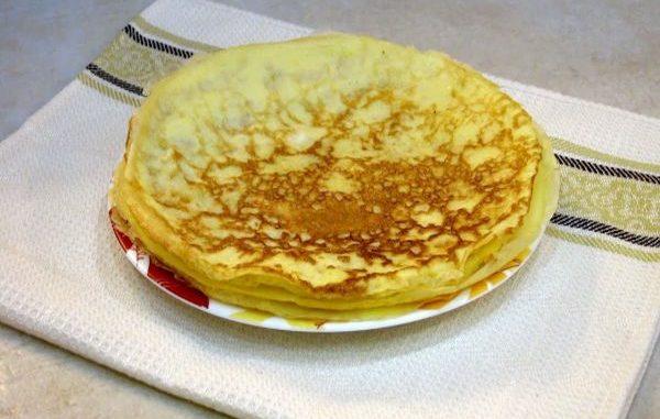 Палачинки без брашно