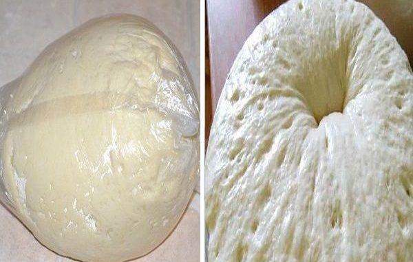 Рецепта за тесто