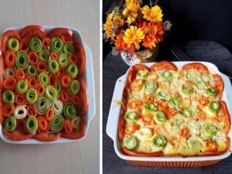 Рецепта за зеленчукова запеканка