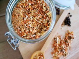Пикантна вегета домашна рецепта