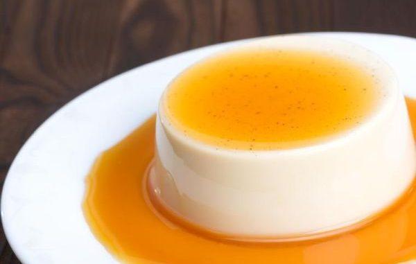 Златна панакота рецепта