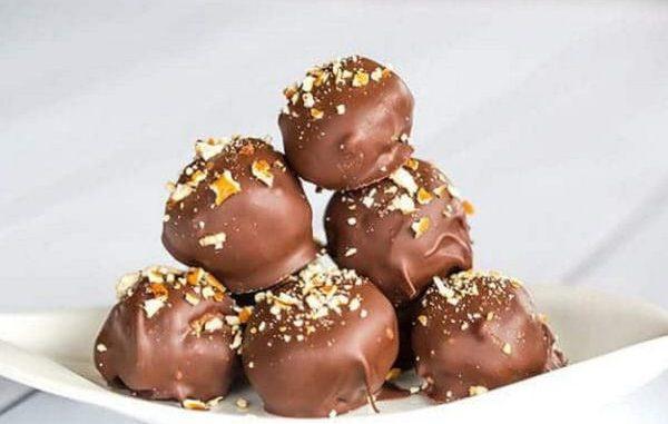 """Домашни """"Моцарт Кугел"""" – бонбони рецепта"""