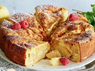 Френска ябълкова шарлота рецепта