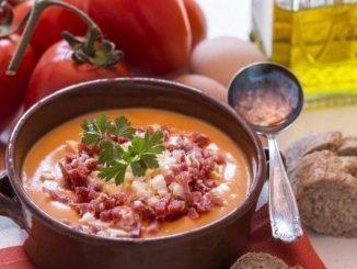 Салморехо – испанска студена супа