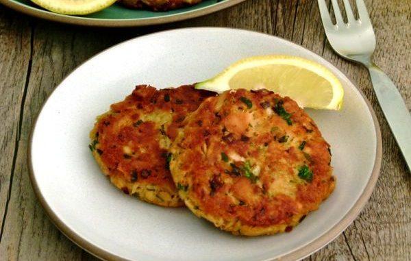 Кюфтета от риба рецепта